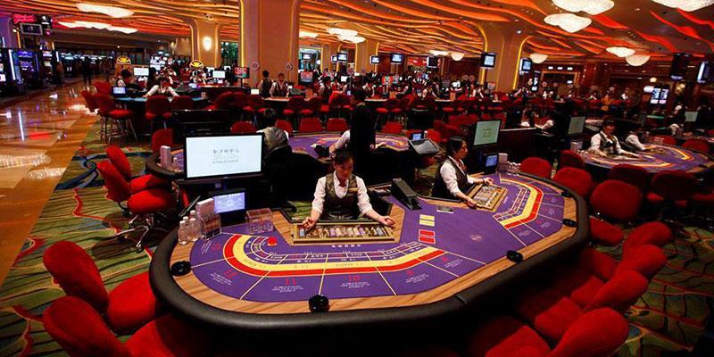 Nhà cái casino tặng tiền cược miễn phí chơi đánh bài online 2017