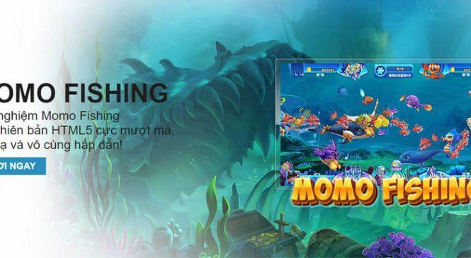 Hướng dẫn cách chơi trò Momo Fishing kiếm tiền thật dễ dàng tại nhà cái W88