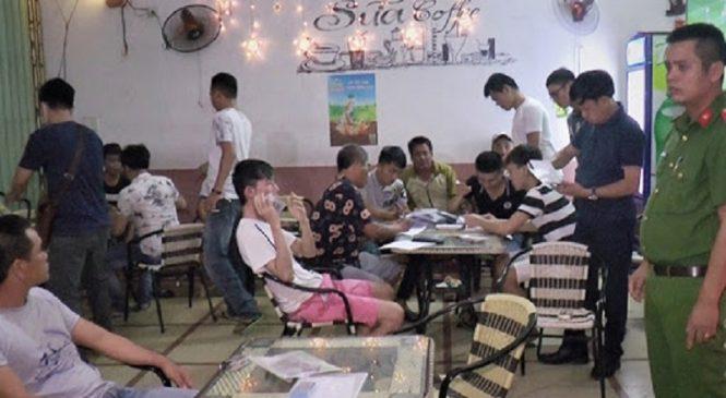 Phá ổ cá độ bóng đá qua mạng Internet tại Đà Nẵng