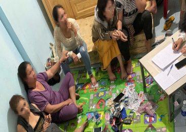 Liên tiếp bắt quả tang 2 vụ đánh bạc ở Lâm Đồng