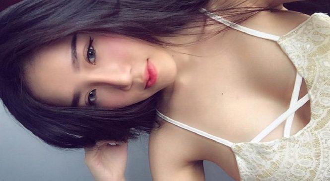 Hot girl Hoàng Anh xinh đẹp nóng bỏng