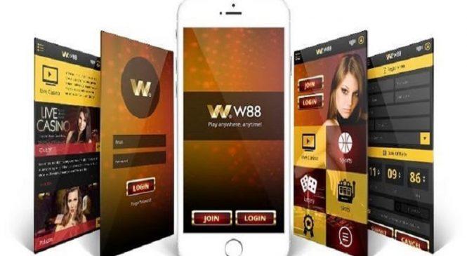 Lướt app W88 nhận quà cực lớn tại nhà cái w88