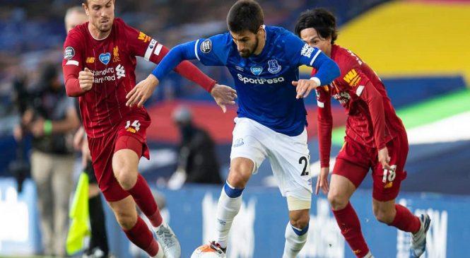 Nhận định kèo nhà cái W88: Everton vs Liverpool, 18h30 ngày 17/10/2020