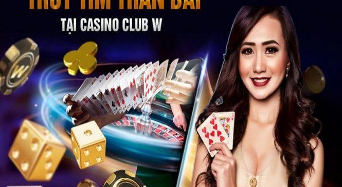 Tham gia Live Casino Club rinh thưởng lớn tại nhà cái w88