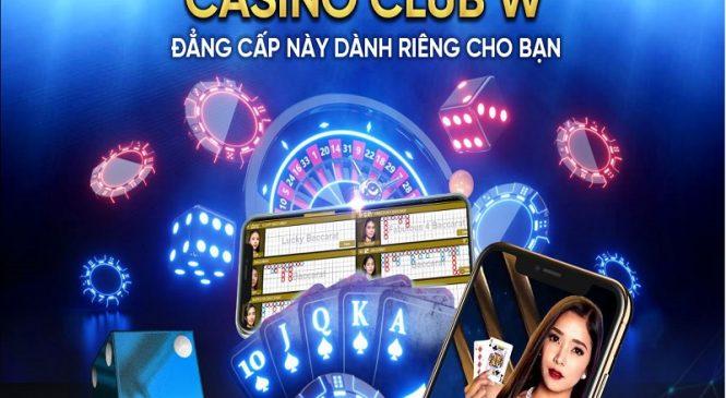 Tham gia số đề và Casino Club rinh thưởng mỗi ngày tại nhà cái w88