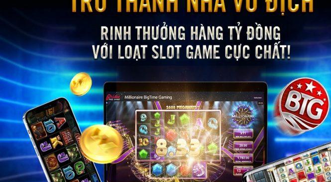 Rinh thưởng ngay khi chơi 5 slot game cực chất tại nhà cái w88