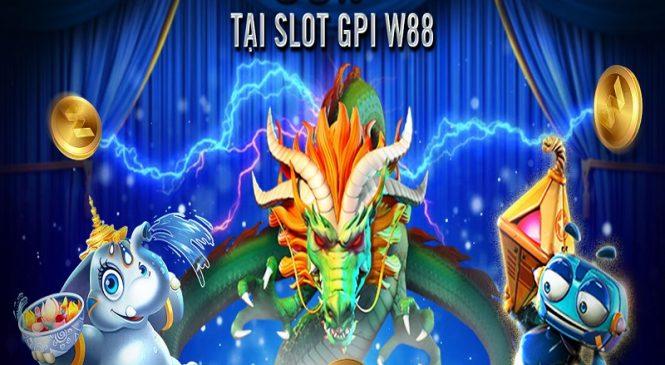 Tham gia thế giới trò chơi Slot Game nhận 50% điểm thưởng tại nhà cái w88