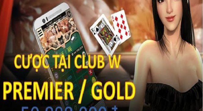 Tham gia vào Club W Premier/Gold trúng thưởng lên đến 50.888.000đ tại nhà cái w88